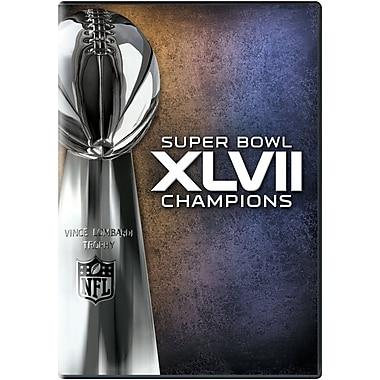 NFL: Super Bowl XLVII - Baltimore Ravens (DVD)
