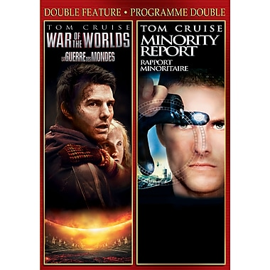 War of the Worlds (2005)/Minority Report Double Feature (DVD)