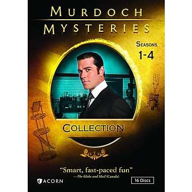 Murdoch Mysteries Collection