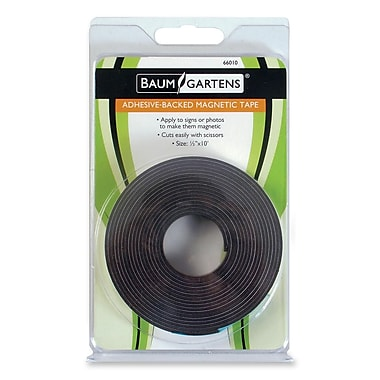 Baumgartens Magnetic Tape, 10' Length
