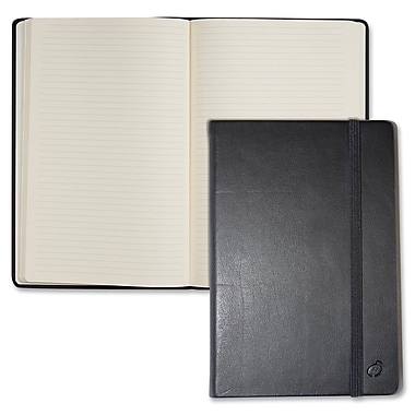 Quo Vadis – Cahier de notes Habana, 8 1/2 x 11 3/4 po, 80 feuilles, noir
