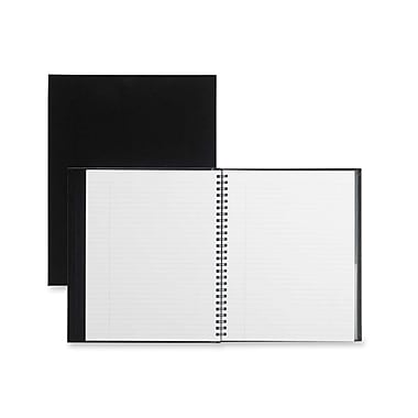 Winnable Classic Coil Hard-Covered Notebook with Pockets, 8-1/2
