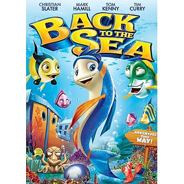 Back To The Sea (DVD)