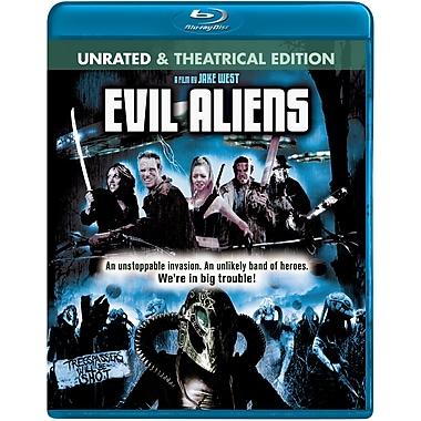 Evil Aliens (Blu-Ray)