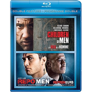 Children of Men/Repo Men (Blu-Ray)