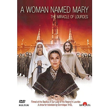 A Woman Named Mary: The Miracle of Lourdes (DVD)