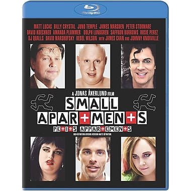 Small Apartments (Blu-Ray)
