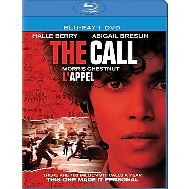The Call (Blu-Ray + DVD + UltraViolet + Digtial Copy)