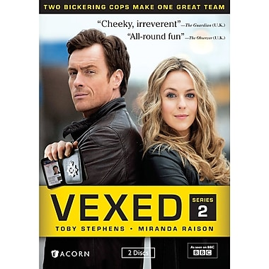 Vexed - Series 2 (DVD)