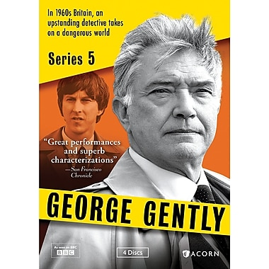 George Gently S5 (DVD)