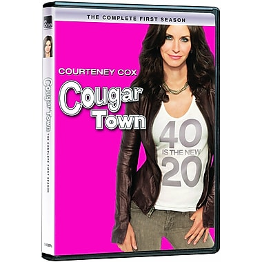 Cougar Town Season 1 (DVD)