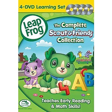 Leapfrog: The Complete Scout & Friends Learning Set (DVD)