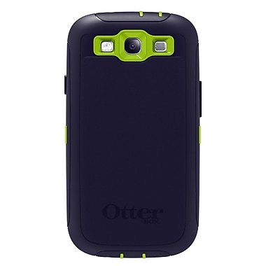 OtterBox Defender Galaxy S3, Blue/Green, 7721378