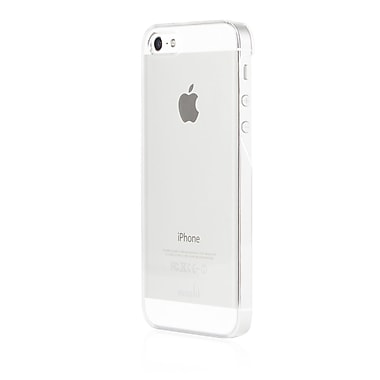 Moshi - Étui iGlaze4 pour iPhone 5 XT, transparent, 99MO061901