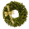 The Christmas Tree Company Myrtle Majesty 18in. Dried Floral Wreath
