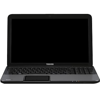 Toshiba Satellite® C855D-S5132 AMD Dual Core E1-1200 300GB 1.4 GHz 15.6in. LED Notebook
