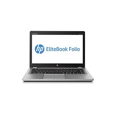 HP® EliteBook Folio 9470m Intel® Dual Core i7-3687U 256GB 2.1 GHz 14in. LED Ultrabook