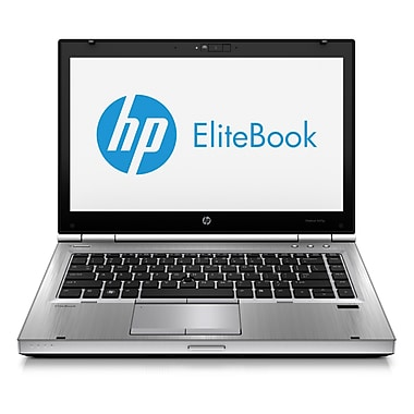 HP® EliteBook 8470p Intel® Dual Core i5-3340M 180GB 2.7 GHz 14in. LED Notebook