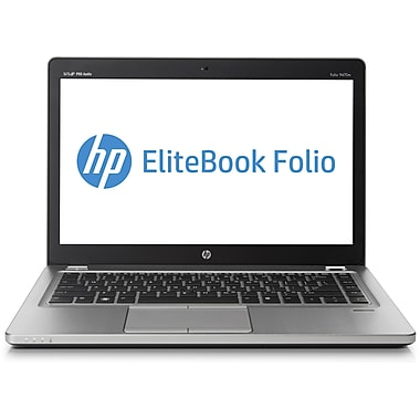HP® EliteBook Folio 9470m Intel® Dual Core i5-3437U 256GB 1.9 GHz 14in. LED Ultrabook
