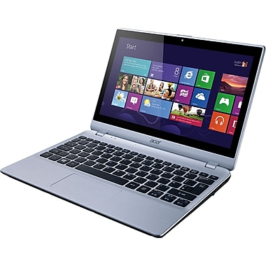 Acer® Aspire® V5 122P-0894 AMD Dual-Core A4-1250 500GB 1 GHz 11.6in. LED Notebook