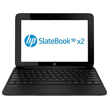 HP® SlateBook x2 10-h010nr Nvidia Tegra 4 Quad-Core T40S 16GB 1.8 GHz 10.1in. LED Tablet