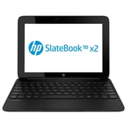 HP® SlateBook x2 10-h010nr Nvidia Tegra 4 Quad-Core T40S 16GB 1.8 GHz 10.1 LED Tablet
