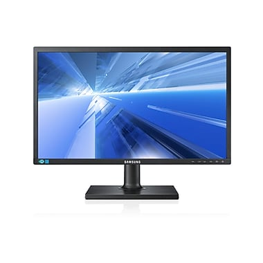Samsung® S19C450BR 19in. LED LCD Monitor, Matte Black