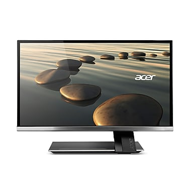 Acer® UM.VS6AA.001 23in. Full HD Widescreen LED LCD Monitor With Speakers, Titanium
