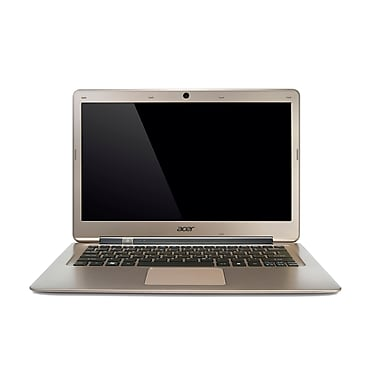 Acer® Aspire® S3 391-9695 Intel® Dual-Core i7-3537U 128GB 2 GHz 13.3in. Ultrabook