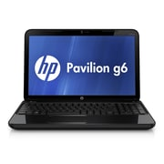 HP® Pavillion G6-2210US AMD Dual Core A4-4300M 640GB 2.5 GHz 15.6 LED Notebook