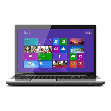 Toshiba Satellite® L75D-A7268NR AMD A Series Quad Core A8-5550M 750GB 2.1 GHz 17.3in. LED Notebook