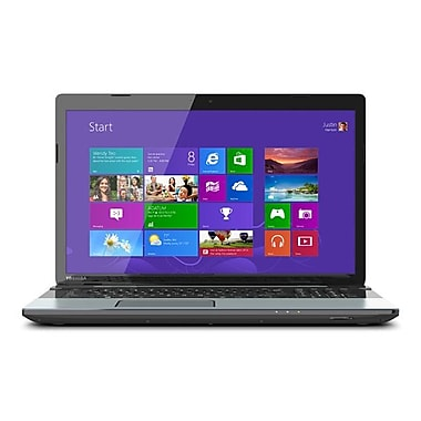 Toshiba Satellite® S75-A7270 Intel® Dual Core i5-3230M 750GB 2.6 GHz 17.3in. LED Notebook