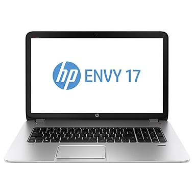 HP® Envy 17-J020US Intel® Quad Core i7-4700MQ 1TB 2.4 GHz 17.3in. LED Notebook