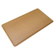 """Gelpro® Trellis Plush Mat, 20"""" x 36"""", Canyon Sun"""