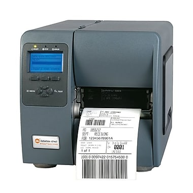Datamax M-Class 203 dpi 600in./min Network Thermal Label Printer