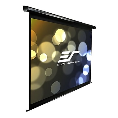 Elite Screens Spectrum 100in. Projection Screen, 169, Matte White