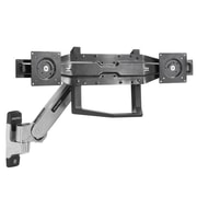Ergotron 97-718-009 Mounting Bracket Dual Monitor Handle Kit, Black