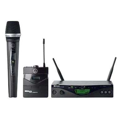 AKG WMS 470 Wireless Microphone System