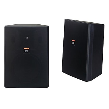 JBL CONTROL28 175 W Two Way Paintable Weather Resistant Speaker With 8in. Woofer