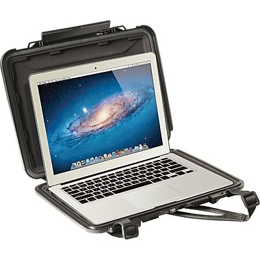 Pelican Slim Line Tablet Case For MacBook Air, Black