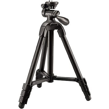 Sony Lightweight Adjustable Tripod, Black