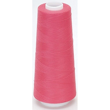 Surelock Overlock Thread, Hot Pink, 3000 Yards