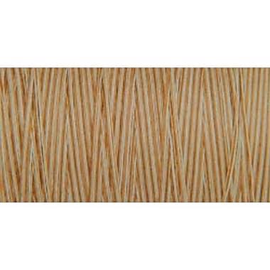 Natural Cotton Thread Variegated, Coffee & Cream, 876 Yards