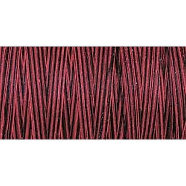Natural Cotton Thread Variegated, Berry Berry, 876 Yards