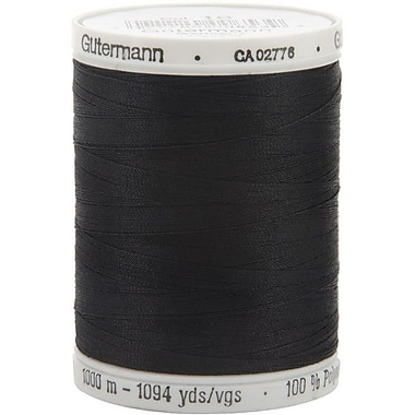 Sew-All Thread, Black, 1094 Yards