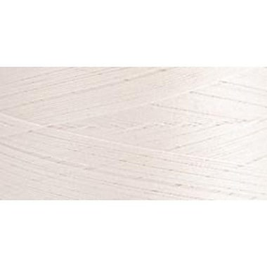 Natural Cotton Thread Solids, Egg White, 876 Yards