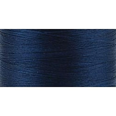Natural Cotton Thread Solids, Navy, 876 Yards