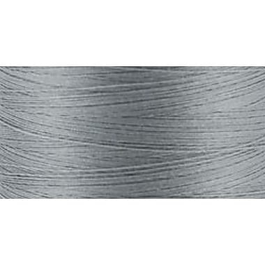 Natural Cotton Thread Solids, Grey, 876 Yards