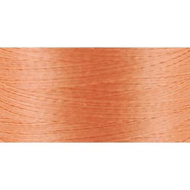 Natural Cotton Thread Solids, Salmon, 876 Yards