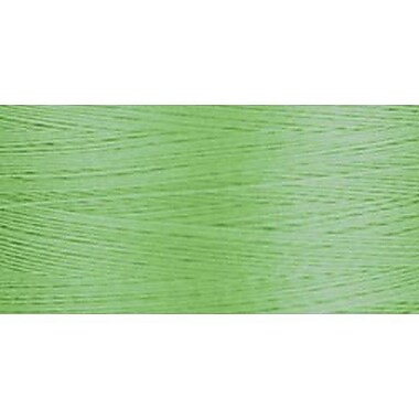 Natural Cotton Thread Solids, Shamrock Green, 876 Yards